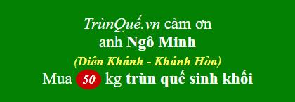 Trùn quế huyện Diên Khánh