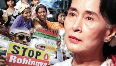 Sejarah Konflik Yang Terjadi di Myanmar