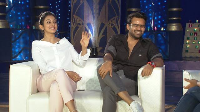 Rakul Preet Singh Latest Interview Stills On Winner Movie