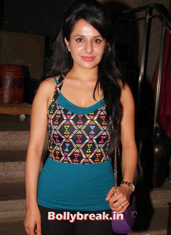 Roop Durgapal, Balika Vadhu Success Party Pics -1500 Episodes