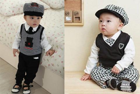 model baju anak laki-laki umur 1 tahun