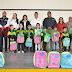 Reinician actividades escolares con entrega de mochilas en Río Bravo