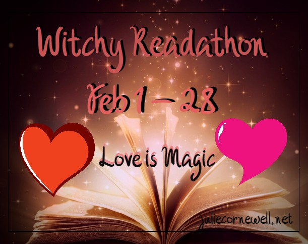 February Round of WitchyReadathon