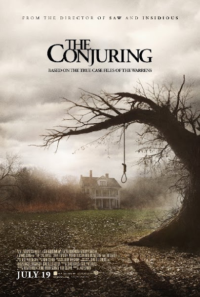 Poster Of The Conjuring 2013 720p BRRip Dual Audio