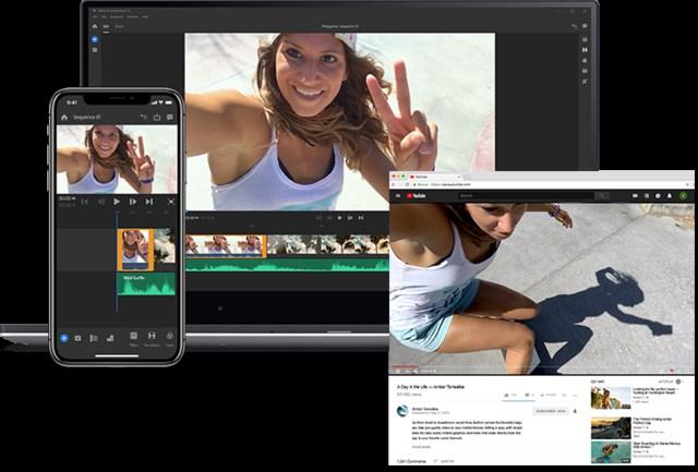 Adobe Premiere Rush CC Full imagenes