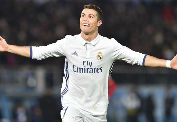 Cristiano Ronaldo Tampil Bringas, Real Madrid Hajar  Atletico