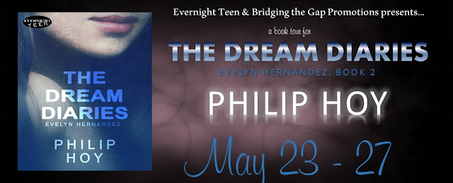 Book Spotlight: The Dream Diaries by Philip Hoy - Book Tour