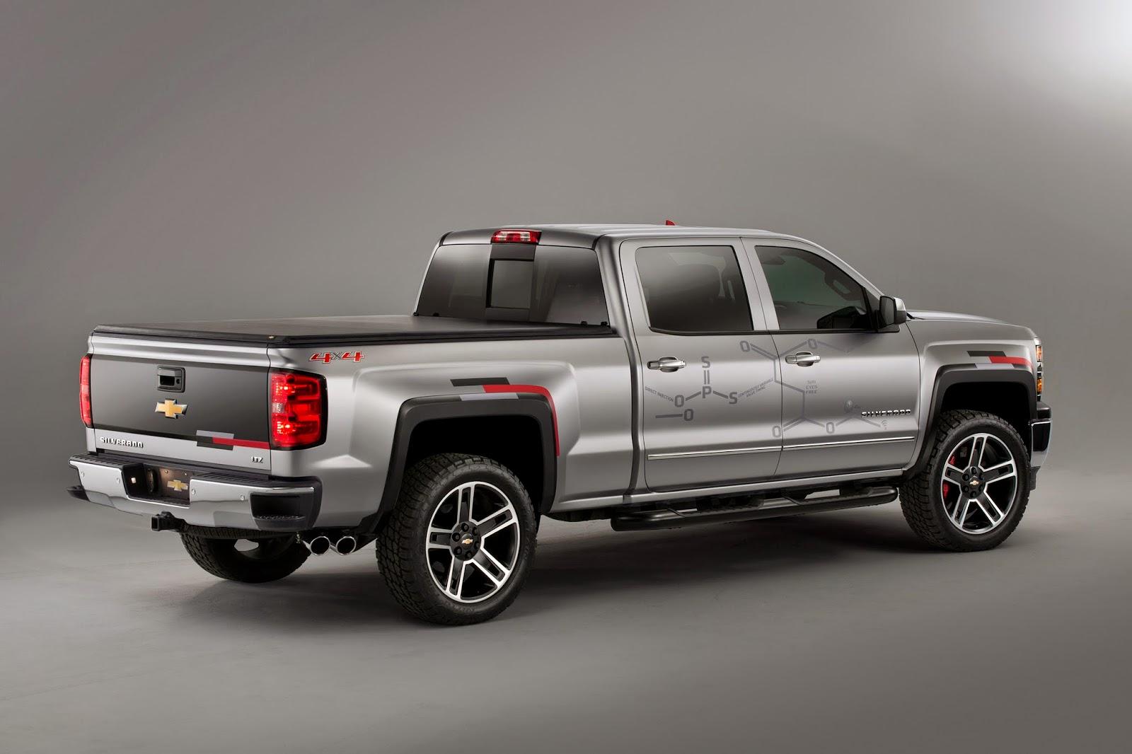 Truck chevy concept truck : Richard Chevy - Straight to the News: 2015 Chevrolet Silverado ...