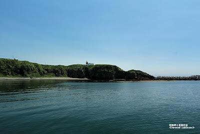 花咲港と花咲灯台 ≪Hanasaki Lighthouse≫