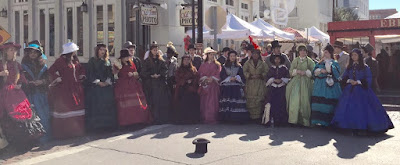 Dickens On The Strand 2015
