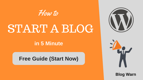 start a blog, start a website, make money from blog, money making blog