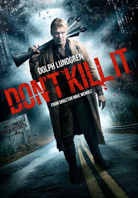 Poster de Don't Kill It 2016