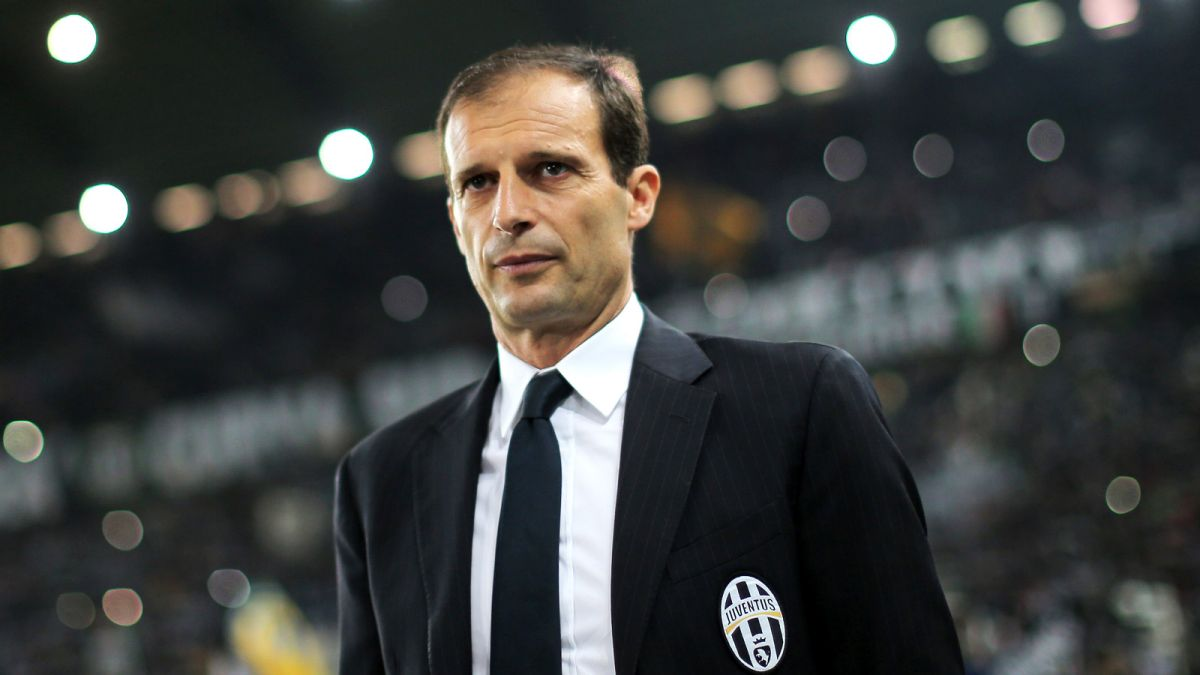 Soal Masalah Kontraknya di Juventus, Ini Kata Allegri