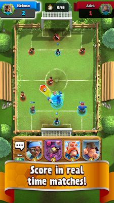لعبة Soccer Royale مهكرة للأندرويد، لعبة  Soccer Royale كاملة للأندرويد
