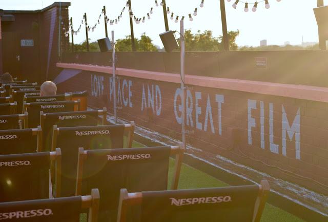 Rooftop Film Club Peckham Rye