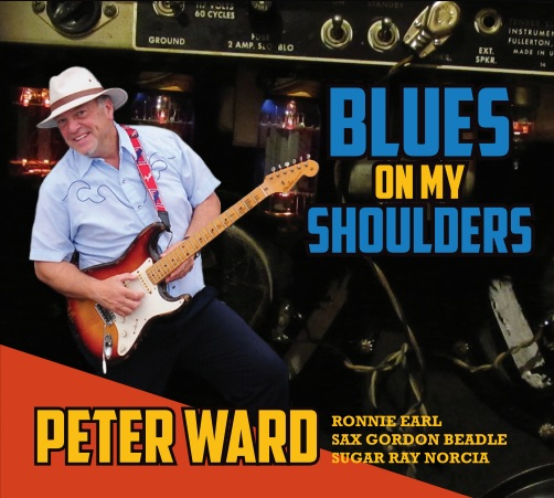 Bman\'s Blues Report: Boston-Based Guitarist Peter Ward Sets October ...