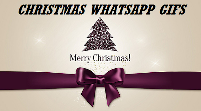 Christmas WhatsApp GIFs