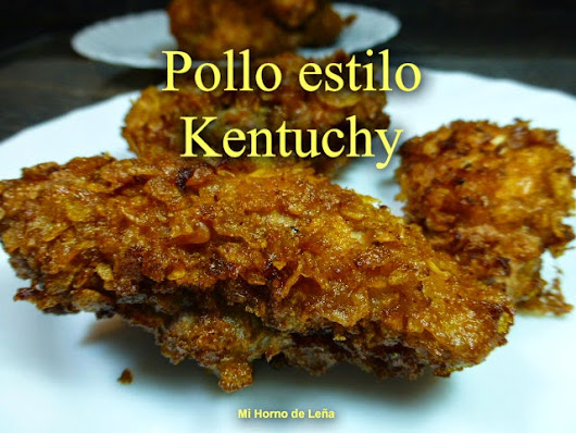 Pollo estilo Kentuchy