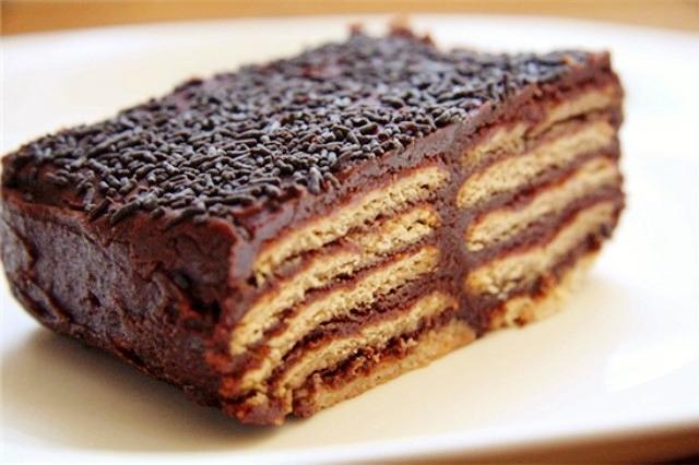 Minitartita de Chocolate