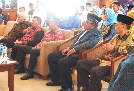 Sekda Selayar ,Hadiri Halal Bi Halal, DPD Permas Jakarta