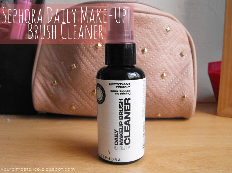Sephora Daily Make Up Brush Cleaner