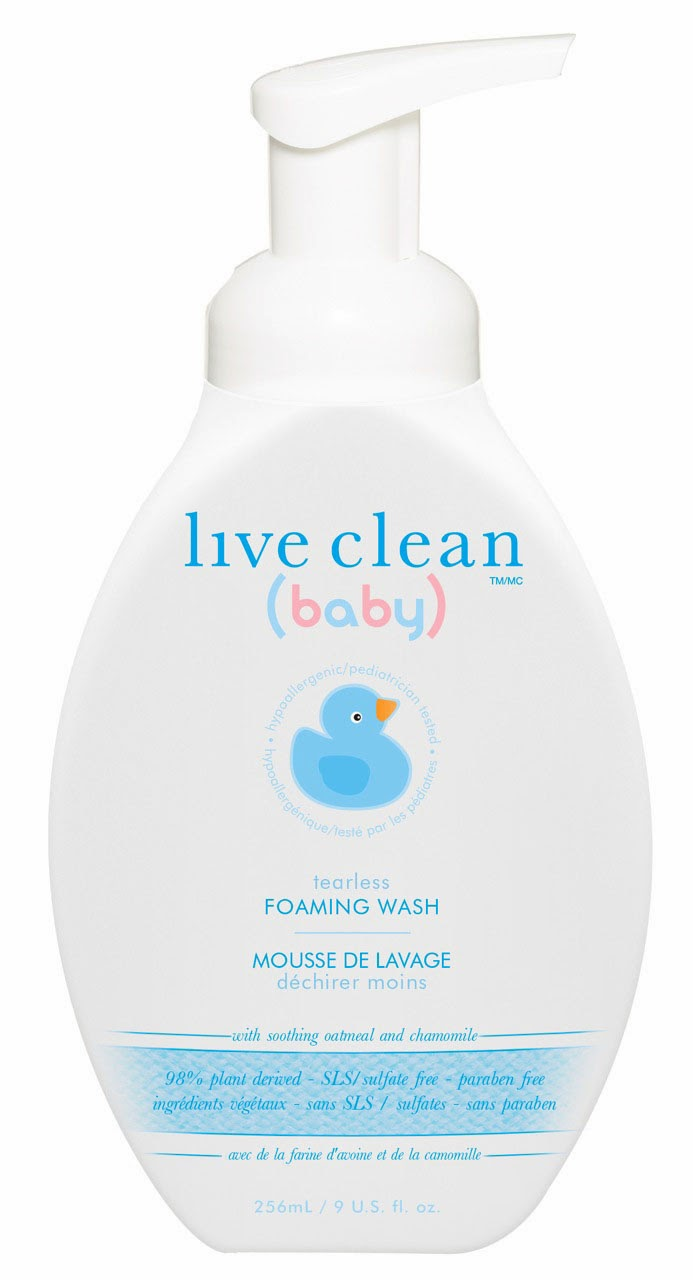 Live Clean Baby Review