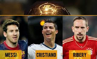 Duras declaraciones de Ribéry sobre el balón de oro 2013