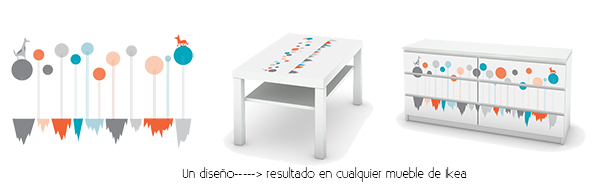 personaliza muebles ikea. blog homepersonalshopper