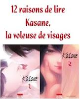 Découvrez les 12 raisons de lire Kasane