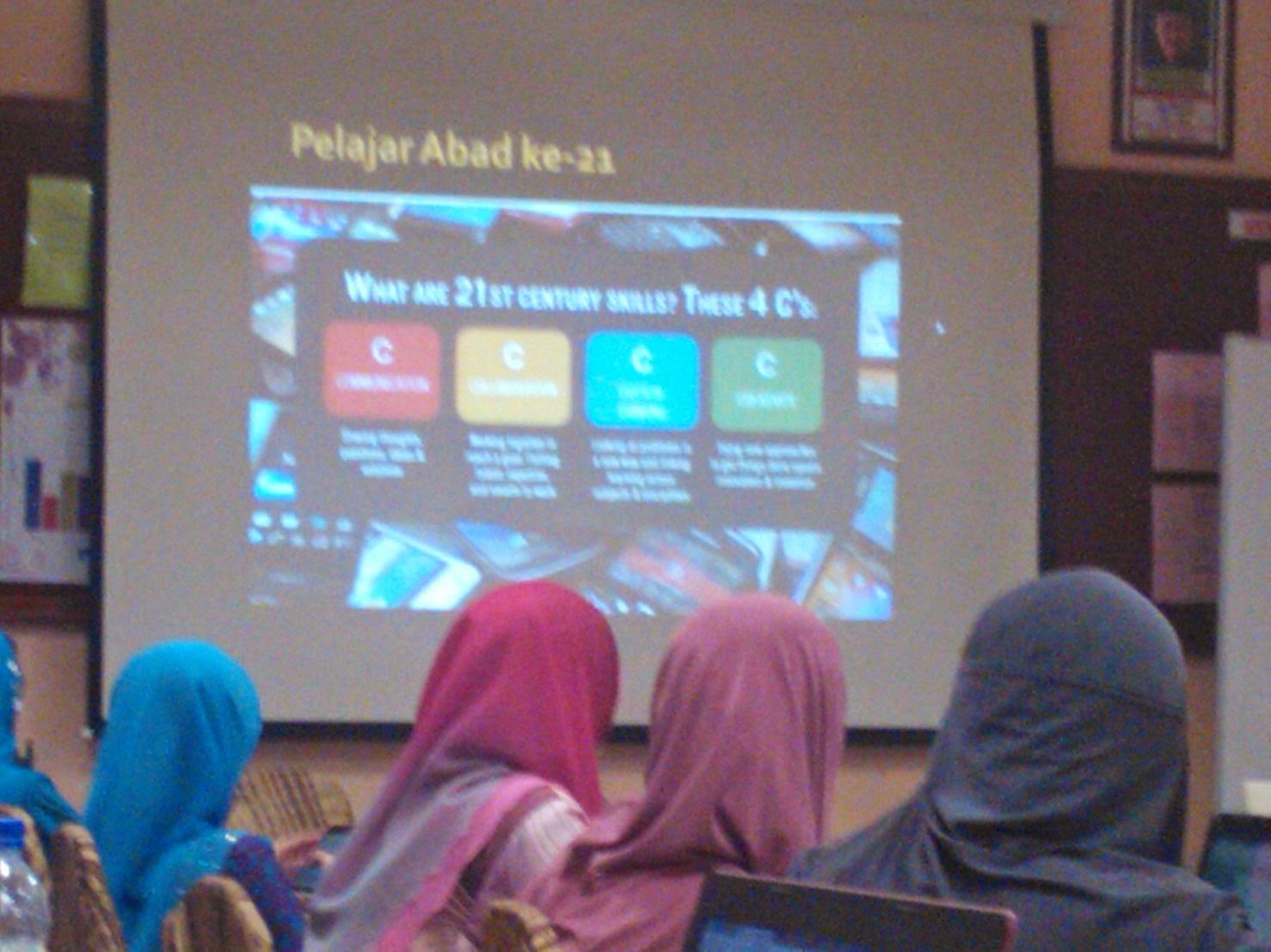 Ceramah ICT dalam Pengajaran dan Pembelajaran