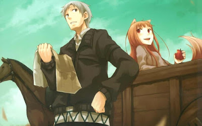 animes-romanticos-Spice-and-Wolf