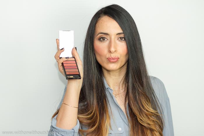 BLogger de maquillaje de Valencia con productos de Loreal Paris