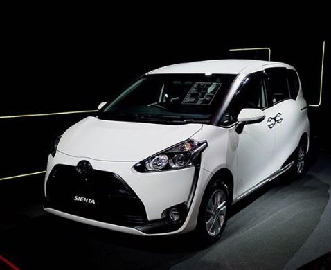 Harga dan Spesifikasi Toyota Sienta