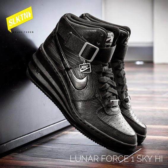 uk availability 45c82 69bb0 Nike - wmns Lunar Force 1 Sky Hi -