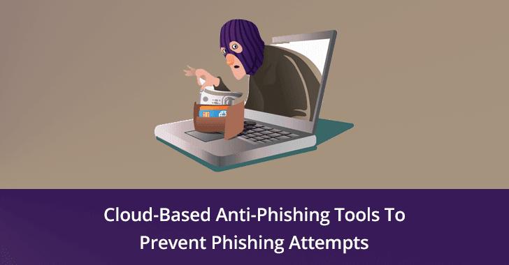 Anti-Phishing Tools