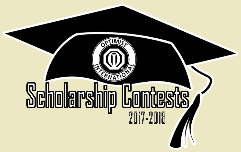Optimist club essay contest