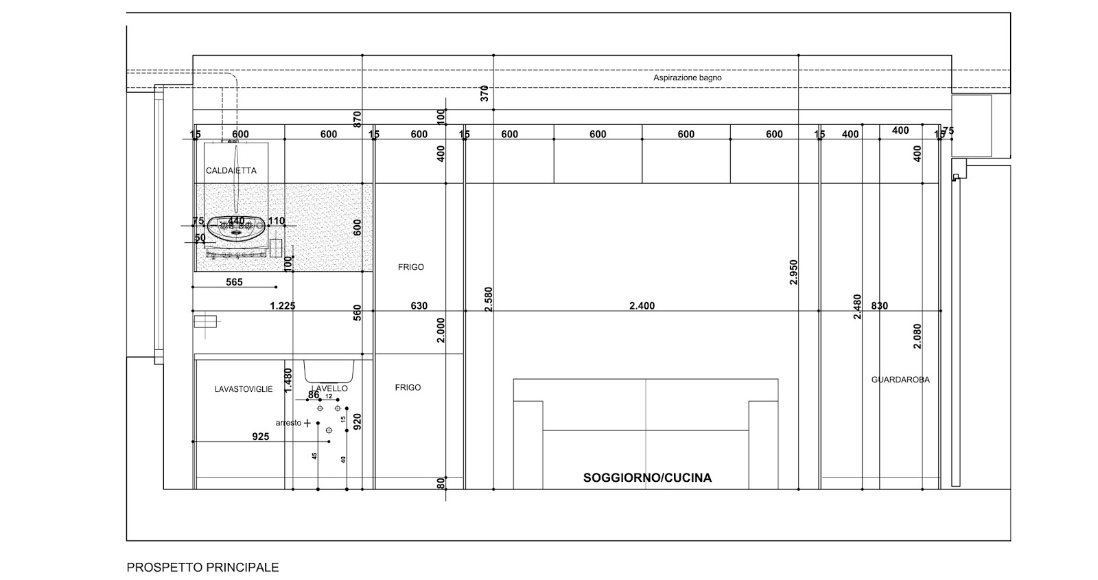 appunti di architettura Gli armadi Ikea su misura
