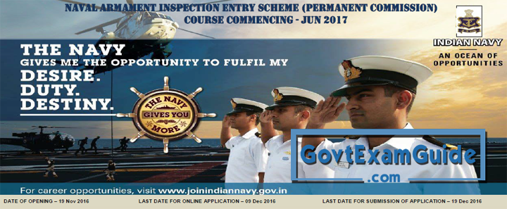 Indian-Navy-Job- Vacancy-list 2017