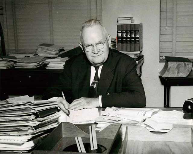 "William Ruggles, originator of the phrase ""right to work,"" 1 September 1941 worldwartwo.filminspector.com"