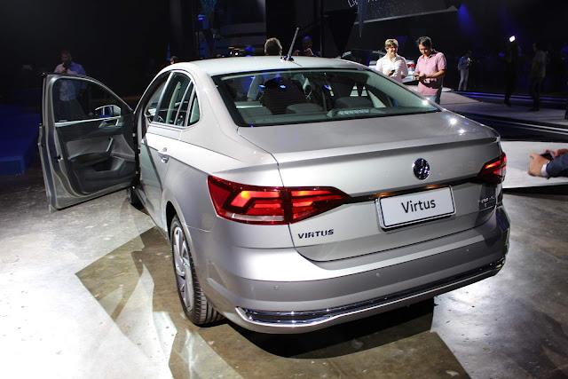 Volkswagen Virtus -Preço