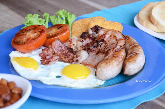 Big BBQ Breakfast - RM50