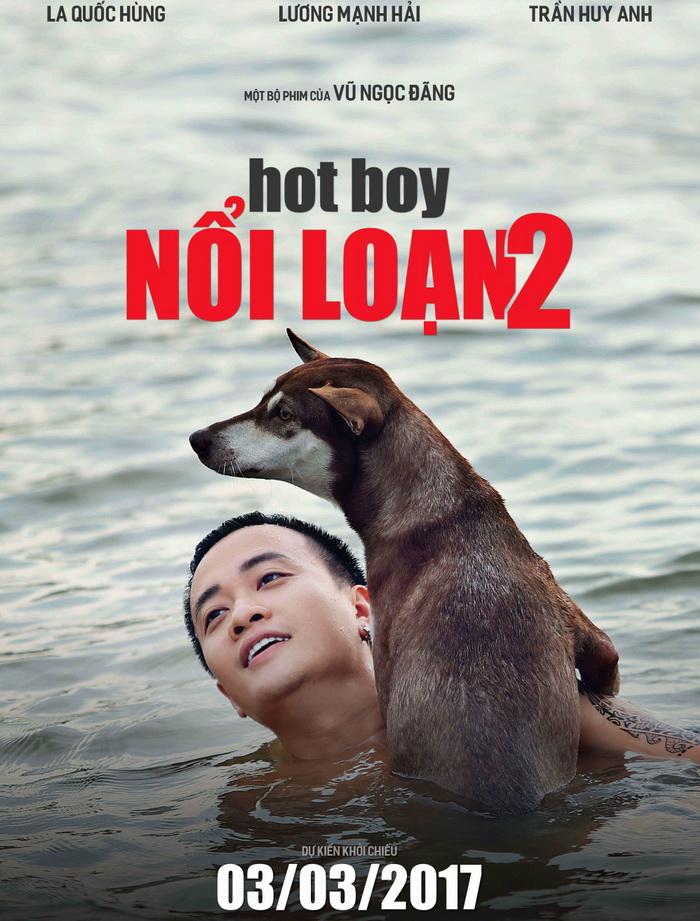 Đánh giá phim: Hotboy nổi loạn 2