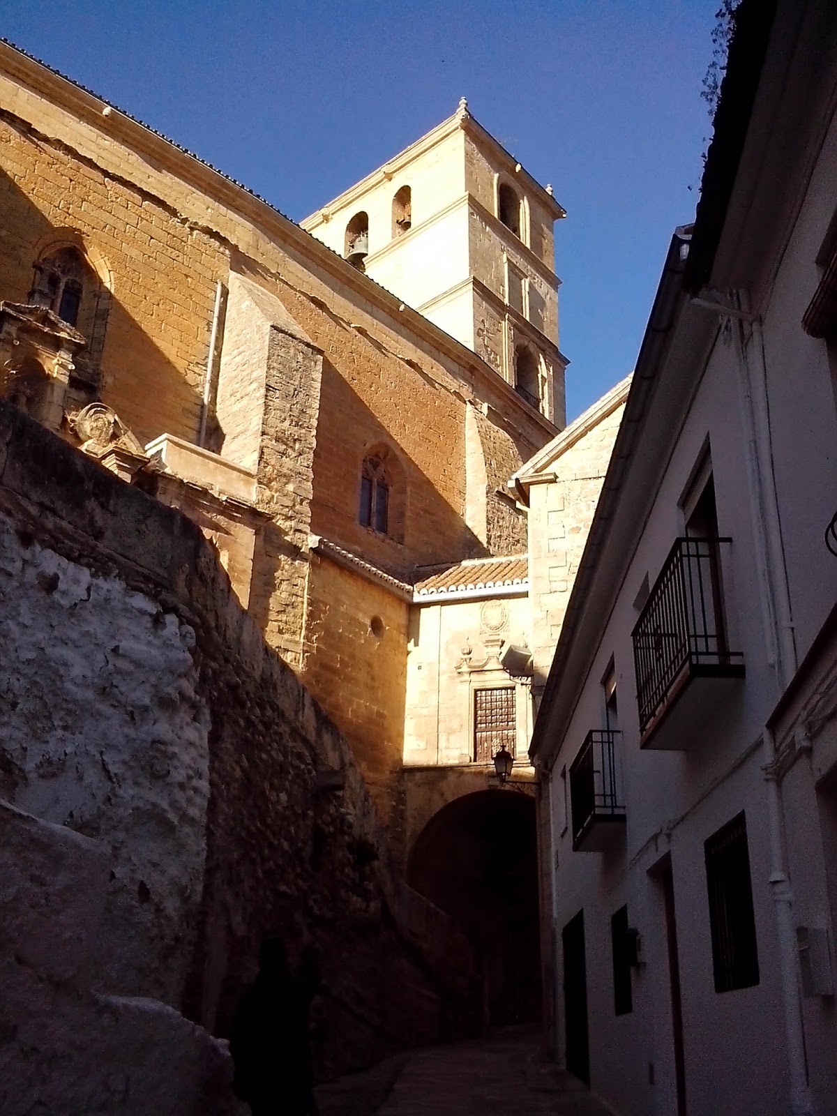 Enjoy Alhama de Granada, a medieval town our Andalucian SelfGuided Bike Tours
