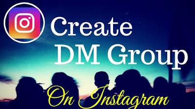 Cara Membuat Grup Instagram dengan Fitur Direct Message