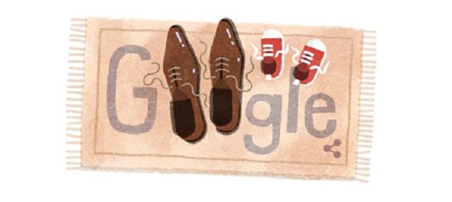 SELAMAT ! Hari Ayah Dan ini Logo Google Doodle Pada Hari ini 12 November 2016
