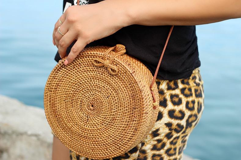 Rattan Bali Bag