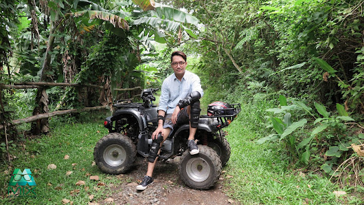 [Travel] ATV Ride in Tagaytay Highlands - Mix of Everything