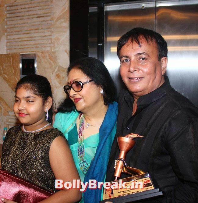 Leena Chandavarkar, Rashmi Desai, Tanisha, Rituparna, Salma, Divya at Bharat Ratna Dr Ambedkar Awards 2014