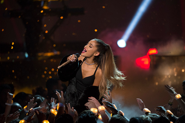 Ariana Grande 2016 Radio Disney Music Awards