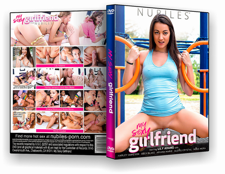 CAPA DVD – My Sexy Girlfriend xxx 2019 – ISO